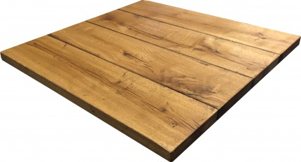 ANTIQUE OAK TOP -