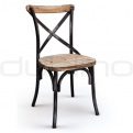 Mobilier vintage, retro, industriale - DL CROSS BLACK