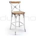 Mobilier vintage, retro, industriale - DL CROSS BS WHITE