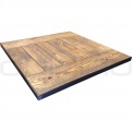 Exterior - ANTIQUE PINE METAL FRAME TOP