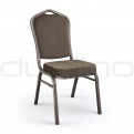 Mobilier evenementiel, conferinta - DL PRESTIGE CHAIR DARK