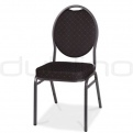 Mobilier evenementiel, conferinta - MX ECO KONF CHAIR BLACK