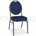 Mobilier evenementiel, conferinta - MX ECO KONF CHAIR BLUE