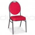 Mobilier evenementiel, conferinta - MX ECO KONF CHAIR RED