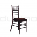 Mobilier evenementiel, conferinta - Chiavari WOOD USA chair