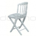 Mobilier evenementiel, conferinta - Chiavari FOLDING WOOD UP chair