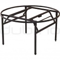 Mese evenimente - DL PRENIUM TABLE FRAME 180 CM ROUND